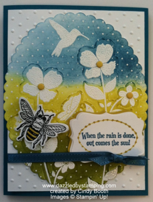 Created by Cindy Booth, Annual Card Contest, www.dazzledbystamping.com, #HAP2014