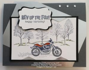 Created by Marlene VanderZouwen, Annual Card Contest, www.dazzledbystamping.com, #HAP2014