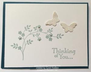 Thoughts & Prayers, created by Cyndi Holstein, www.dazzledbystamping.com