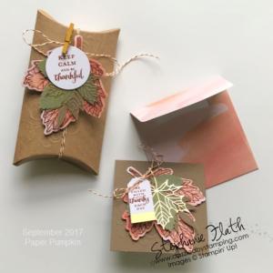 September 2017 Paper Pumpkin Kit, www.dazzledbystamping.com