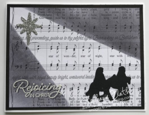 Night in Bethlehem bundle, Merry Music DSP, www.dazzledbystamping.com