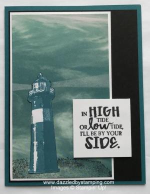 High Tide, www.dazzledbystamping.com