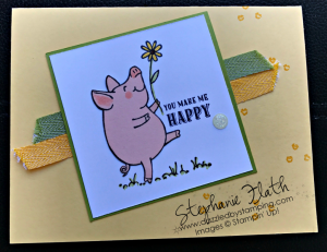 This Little Piggy, www.dazzledbystamping.com