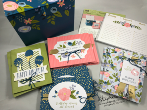 Perennial Birthday Project Kit--register for class by 2/8/18
