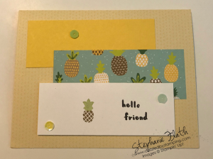 Tutti-Fruitti Cards & Envelopes (SAB), Fruit Basket, www.dazzledbystamping.com