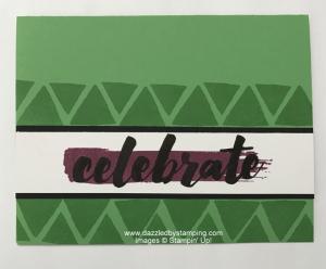 Happy Celebrations, www.dazzledbystamping.com