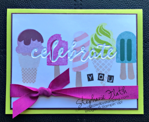 Cool Treats, Duo Celebrations folders, ALL the new In Colors!!, www.dazzledbystamping.com