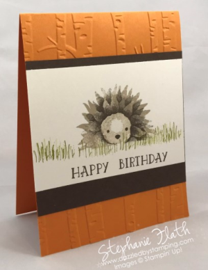 Painted Harvest, Foxy Friends, Sheltering Tree, Number of Years, www.dazzledbystamping.com