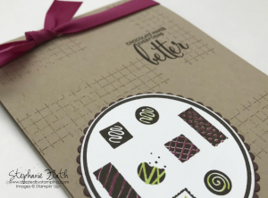 More Than Chocolate, Timeless Textures, www.dazzledbystamping.com