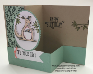 Animal Outing bundle, created by Judy Cole, www.dazzledbystamping.com
