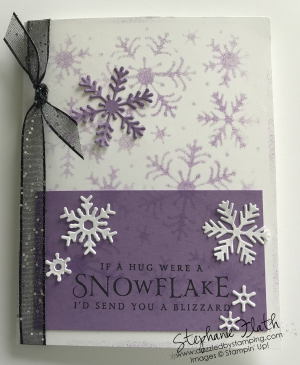Beautiful Blizzard bundle, www.dazzledbystampnig.com