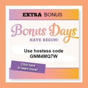 BONUS DAYS ADDED BONUS click for more info!