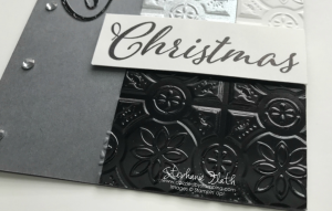 Merry Christmas to All Bundle, Tin Tile Dynamic Embossing Folder, www.dazzledbystamping.com