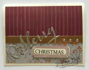 Merry Christmas to All (bundle), www.dazzledbystamping.com