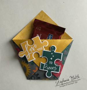Love You to Pieces bundle, Classic Garage DSP, www.dazzledbystamping.com