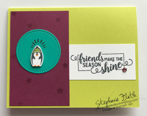 Making Christmas Bright bundle, Making Everyday Bright, www.dazzledbystamping.com
