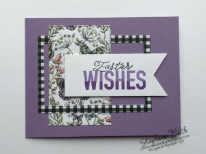 More Than Words, Botanical Butterfly DSP (SAB), Rectangle Stitched Framelits, Stamparatus, www.dazzledbystamping.com