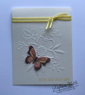 Butterfly Gala bundle, Botanical Butterfly DSP (SAB), www.dazzledbystamping.com