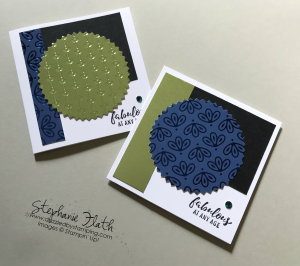 Itty Bitty Greetings, Noble Peacock Specialty DSP, Foil Sheets & Rhinestones, www.dazzlebystamping.com
