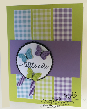 Butterfly Gala bundle, www.dazzledbystamping.com