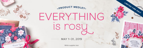 Click to order Everything is Rosy Product Medley