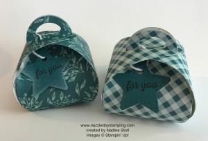 Crafting Retreat Pillow Gifts, Tiny Keepsakes bundle, www.dazzledbystamping.com