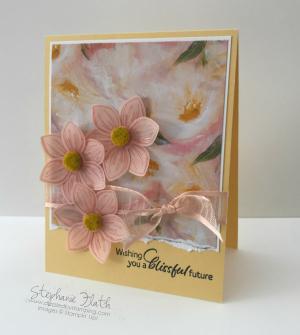 Floral Essence bundle, Perennial Essence DSP, www.dazzledbystamping.com