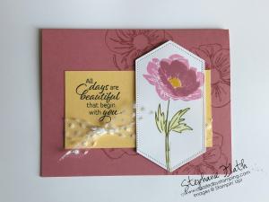 Floral Essence, www.dazzledbystamping.com