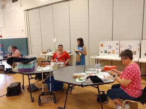 Crafting Retreat, www.dazzledbystamping.com