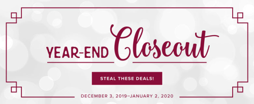 Click to view all Year End Closeouts