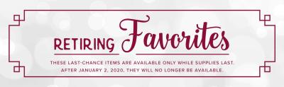 Click to view/order Retiring Favorites