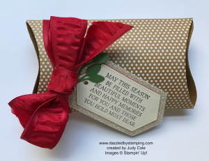 Toile Christmas bundle, created by Judy Cole, www.dazzledbystamping.com