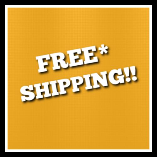 FREE SHIPPING!!