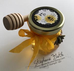 Winter 1-Day Crafting Retreat: Pillow Gift, Organic Honey Jar