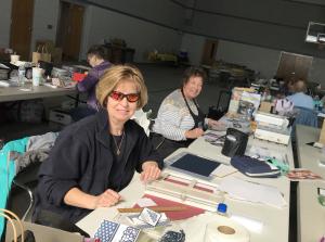 Winter 1-Day Crafting Retreat: Mary Jo & Arlene