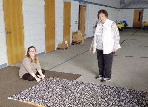 Winter 1-Day Crafting Retreat: Sarah & Arlene