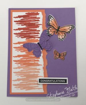 Label Me Bold, Butterfly Gala, www.dazzledbystamping.com