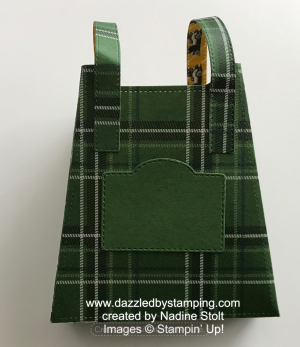 Winter 1-Day Crafting Retreat: Todd's Duffle Bag Pillow Gift