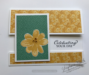 Gorgeous Posies, Flowers for Every Season DSP, www.dazzledbystamping.com