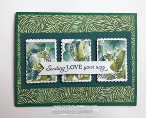Forever Fern, swap by Georgianne Everhart, www.dazzledbystamping.com
