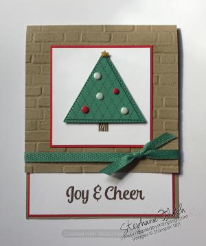 Joy & Cheer.Tree Angle