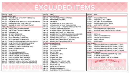 Flash exclusions