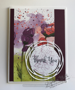 Peaceful Moments, Painted Poppies bundle, www.dazzledbystamping.com