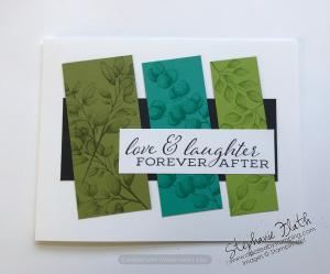 Forever Fern, www.dazzledbystamping.com