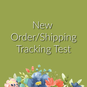 New Order & Shipping Test