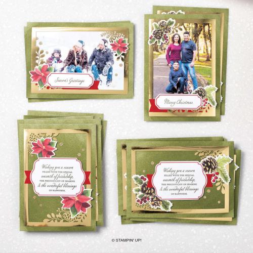 Joy of Sharing Card Kit, www.dazzledbystamping.com