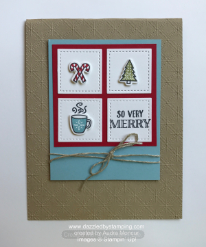 Warm Hugs  swap created by Audra Moncur  www.dazzledbystamping.com