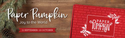 October 2020 Paper Pumpkin