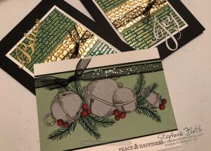 Wonder of the Season Memories & More Card Class, www.dazzledbystamping.com